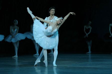 Mariinskij Balletten på visit