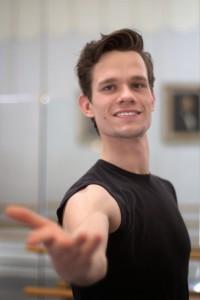 Mime og historie fortælling i ballet
