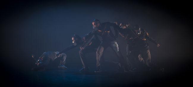 DETOUR - Urban Dance Festival. Foto: Henning Sjøstrøm