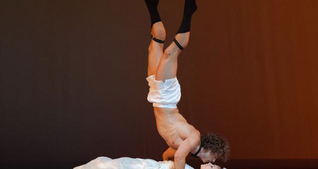 Ballettens powerpar i kraftfuld genforening