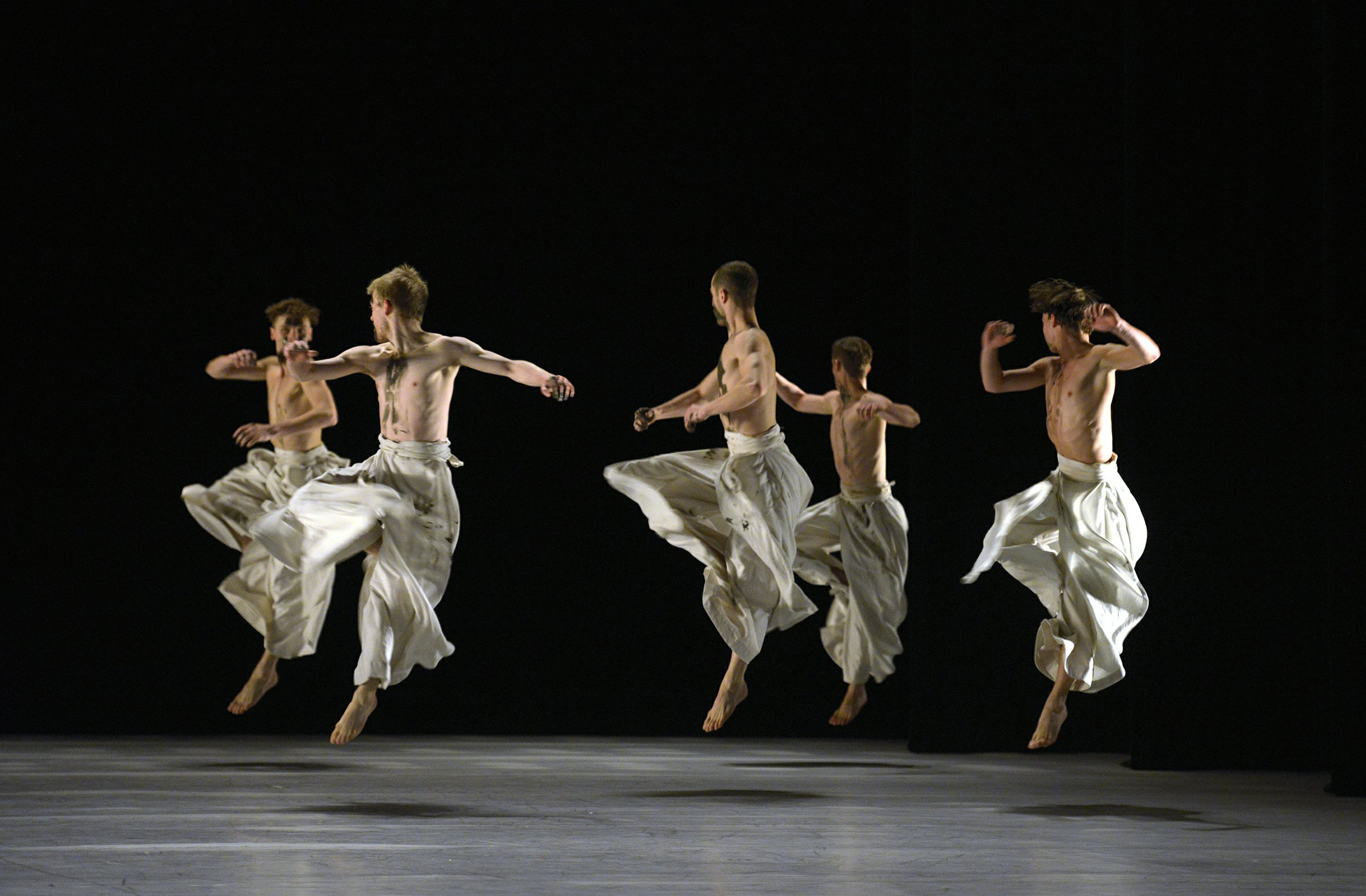 Decadance. Leipziger Ballett. Foto: Bettina Stoess