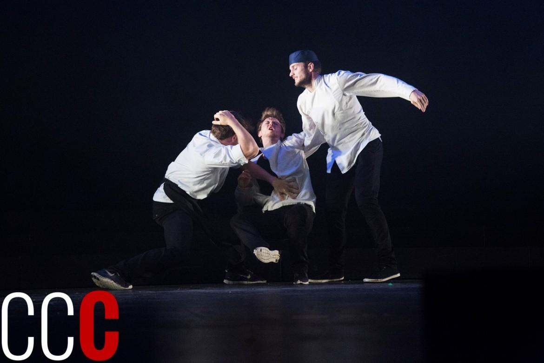 Duckslap. Foto: Copenhagen Choreographer's Competition