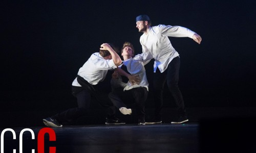 Copenhagen Choreographer's Competition 2014