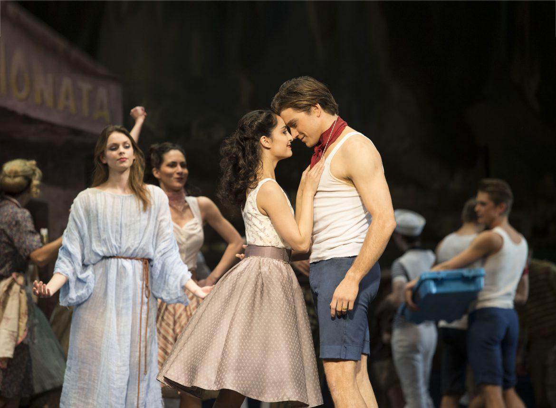 Napoli, Den Kgl. Ballet