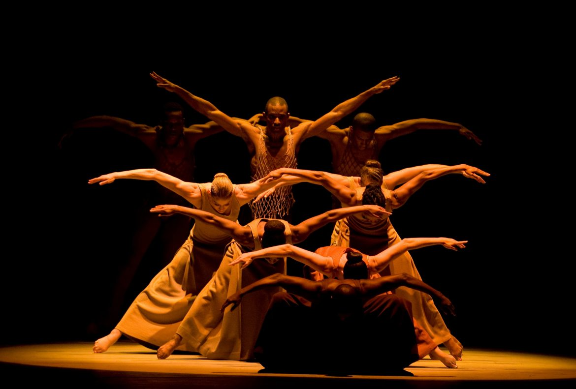 Alvin Ailey American Dance Theater in Alvin Ailey's