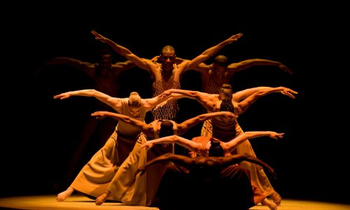 SOMMERDANS : Alvin Ailey 2019 i Tivoli