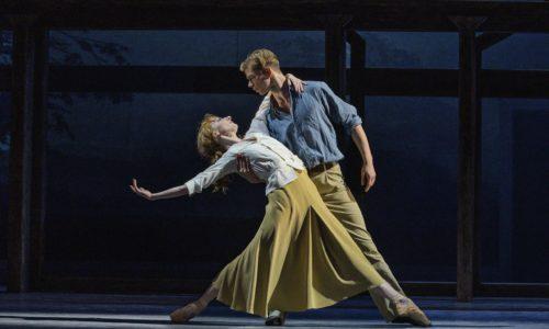 Blixen som ballet på Det Kongelige Teaters Gamle Scene