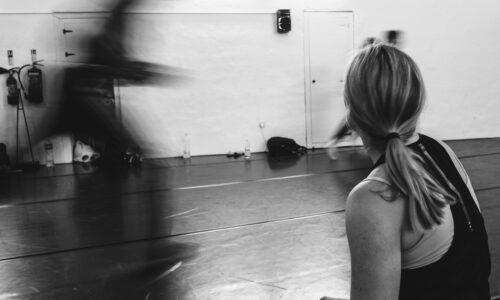 Dans som erkendeform: Dansens fænomenologi