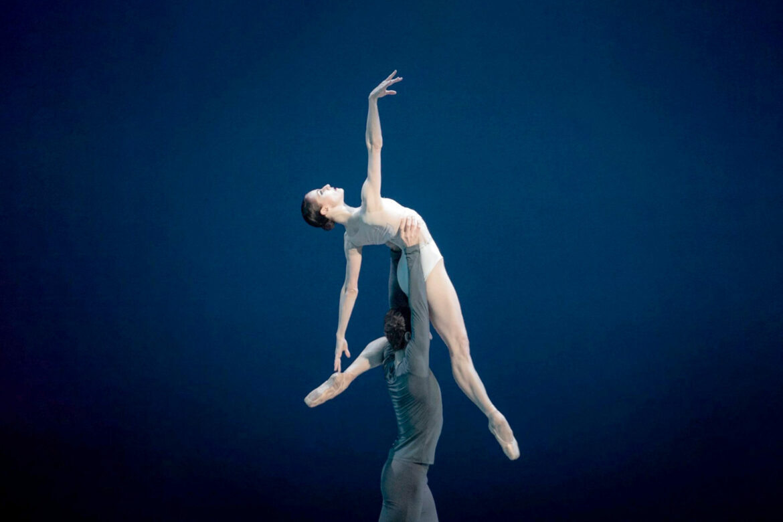 Dansere: Sofiane Sylve og Carlo Di Lanno Foto: Jack Devant